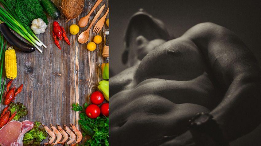 vet verliezen en spieren opbouwen
