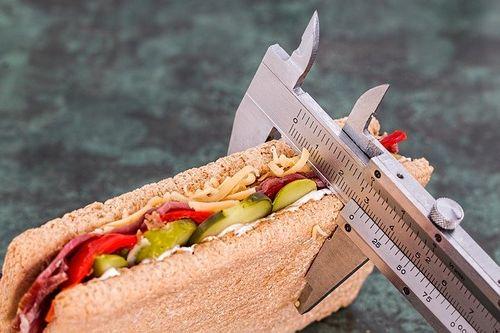 afvallen zonder calorieën tellen