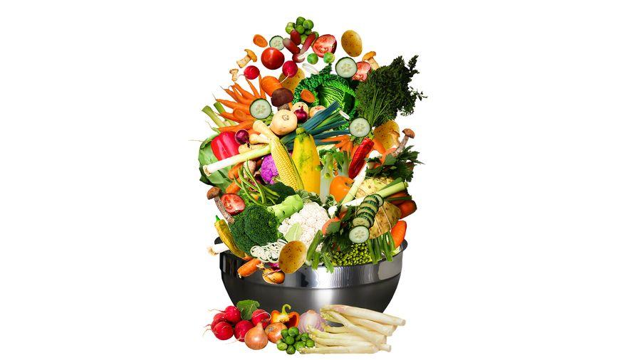 voordelen vegetarisch afvallen