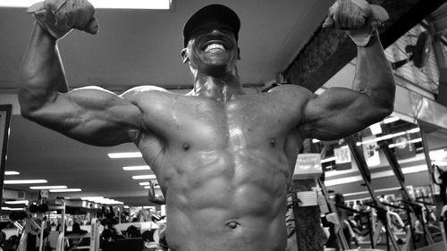 vegetarisch spieren opbouwen