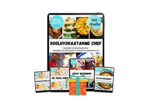De Koolhydraat arme Chef + Vega Chef Review – Wacht met kopen…